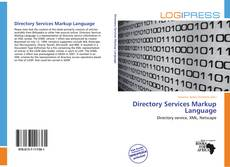 Bookcover of Directory Services Markup Language