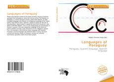 Buchcover von Languages of Paraguay