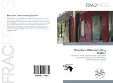München Mittersendling Station kitap kapağı