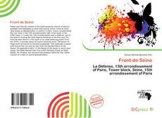 Bookcover of Front de Seine