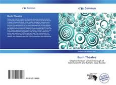 Bookcover of Bush Theatre