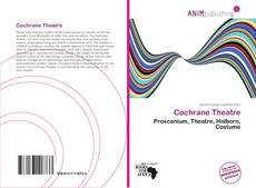 Bookcover of Cochrane Theatre