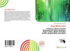 Buchcover von Anju Mahendru