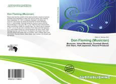 Portada del libro de Don Fleming (Musician)