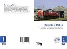 Bookcover of Marienborg Station
