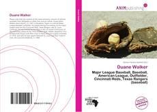Bookcover of Duane Walker