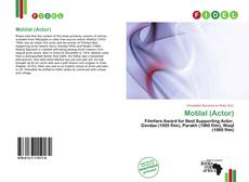 Bookcover of Motilal (Actor)