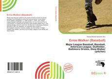 Portada del libro de Ernie Walker (Baseball)