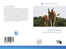 Обложка Cuvier's Gazelle