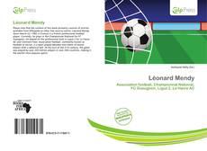 Couverture de Léonard Mendy