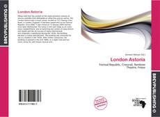 Bookcover of London Astoria