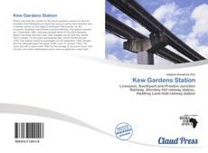 Обложка Kew Gardens Station