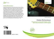 Bookcover of Claibe Richardson