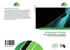 Bookcover of Ambassador Cinema