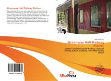 Greenway Halt Railway Station kitap kapağı