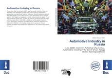 Couverture de Automotive Industry in Russia