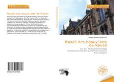 Couverture de Musée des beaux-arts de Rouen