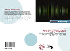 Bookcover of Anthony David (Singer)