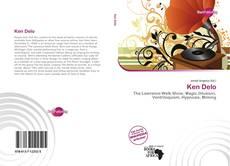 Ken Delo kitap kapağı