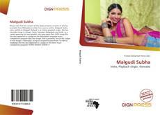 Обложка Malgudi Subha