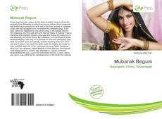 Bookcover of Mubarak Begum