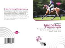 Capa do livro de British Flat Racing Champion Jockey