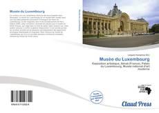 Copertina di Musée du Luxembourg