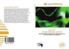 Bookcover of Joseph Hamilton Daveiss