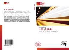 Bookcover of H. W. Griffiths