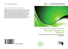 Portada del libro de Municipal Theater of Santa Fe