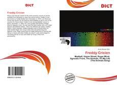 Buchcover von Freddy Cricien