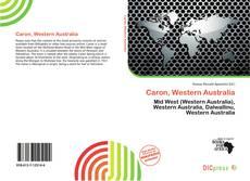 Buchcover von Caron, Western Australia