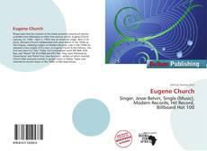 Portada del libro de Eugene Church