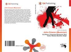 Portada del libro de John Cowan (Musician)