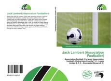 Couverture de Jack Lambert (Association Footballer)