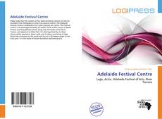 Обложка Adelaide Festival Centre