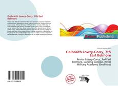 Bookcover of Galbraith Lowry-Corry, 7th Earl Belmore