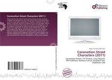 Buchcover von Coronation Street Characters (2011)
