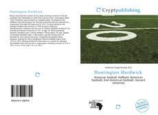Обложка Huntington Hardwick