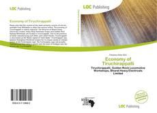 Bookcover of Economy of Tiruchirappalli