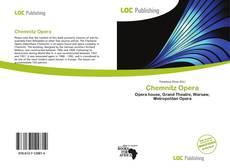 Обложка Chemnitz Opera