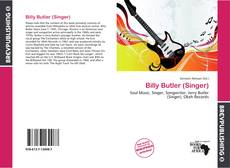 Portada del libro de Billy Butler (Singer)