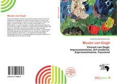 Portada del libro de Musée van Gogh