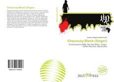 Copertina di Chauncey Black (Singer)