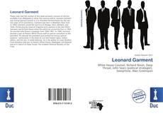 Leonard Garment kitap kapağı
