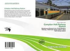 Compton Halt Railway Station kitap kapağı
