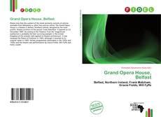 Borítókép a  Grand Opera House, Belfast - hoz