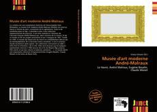 Musée d'art moderne André-Malraux kitap kapağı
