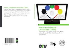 Bookcover of Minor Emmerdale Characters (2011)