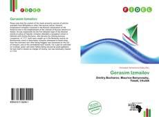 Couverture de Gerasim Izmailov